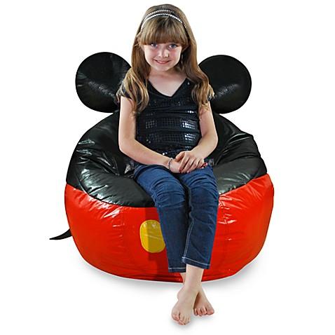 Junior Mickey Mouse Bean Bag Cover