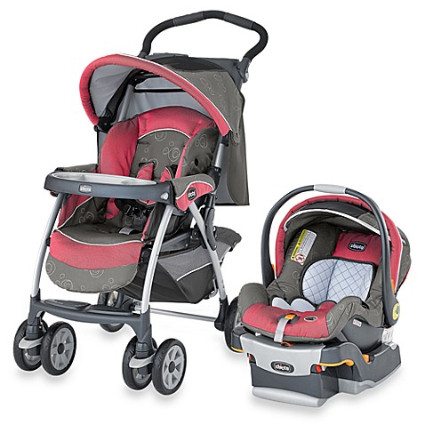 Chicco Cortina Travel System Foxy