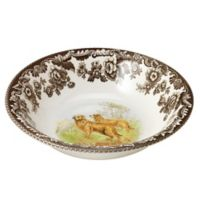 Spode® Woodland Ascot Golden Retriever Cereal Bowl