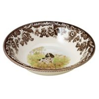 Spode® Woodland Ascot English Springer Spaniel Cereal Bowl
