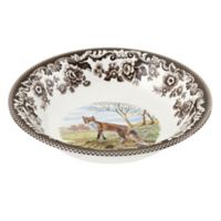 Spode® Woodland Ascot Red Fox Cereal Bowl