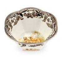 Spode® Woodland Golden Retriever Nut Bowl