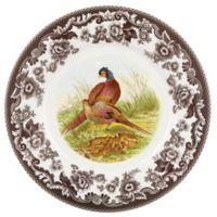Spode® Woodland Pheasant Luncheon Plate