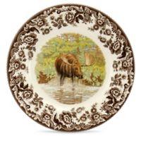 Spode® Woodland Moose Salad Plate