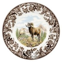 Spode® Woodland Bighorn Sheep Salad Plate