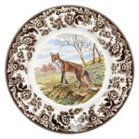 Spode® Woodland Red Fox Salad Plate