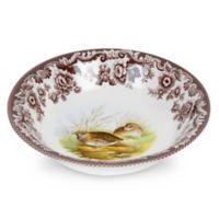 Spode® Woodland Ascot Quail Cereal Bowl
