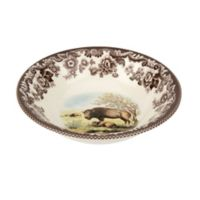 Spode® Woodland Bison Cereal Bowl