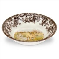 Spode® Woodland Ascot Yellow Labrador Retriever Cereal Bowl
