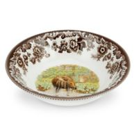 Spode® Woodland Ascot Moose Cereal Bowl