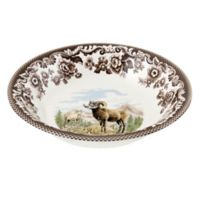 Spode® Woodland Ascot Bighorn Sheep Cereal Bowl