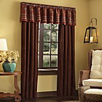 Pueblo Window Curtain Panel Pair and Valance