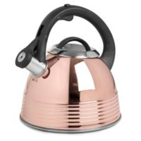 Mr. Coffee® Bondfield 2.4 qt. Tea Kettle in Copper