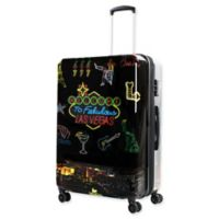 American Green Travel Las Vegas 28-Inch Hardside Spinner Checked Luggage