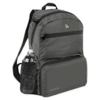 Travelon® Anti-Theft Packable Backpack in Grey