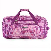 Pacific Coast Highland 22-Inch Duffel Bag in Triangle Mix