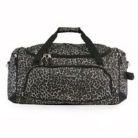 Pacific Coast Highland 22-Inch Duffel Bag in Leopard