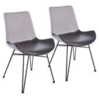 Eurostyle™® Alisa Chair in Light Gray