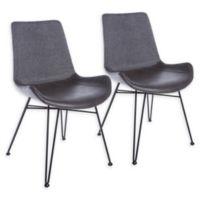Eurostyle™® Alisa Chair in Dark Gray