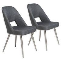 Eurostyle™® Blair Chair in Dark Gray