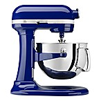 KitchenAid® Professional 600™ Series 6-Quart Bowl Lift Stand Mixer in Cobalt Blue