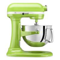 KitchenAid® Professional 600™ Series 6-Quart Bowl Lift Stand Mixer in Green Apple