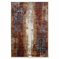 Linon Home Techtonics Canyon 3' x 5' Area Rug in Beige