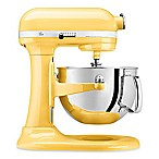 KitchenAid® Professional 600™ Series 6-Quart Bowl Lift Stand Mixer in Majestic Yellow