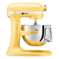 KitchenAid® Professional 600™ Series 6-Quart Bowl Lift Stand Mixer in Majestic Yellow