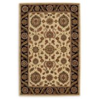 Nourison India House 3'6 x 5'6 Area Rug in Beige