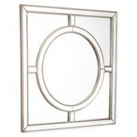 Abbyson Living® Andrina 39.4-Inch Square Wall Mirror in Champagne