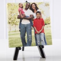 Personalized Our Family Mini 5.5-Inch x 5.5-Inch Photo Canvas