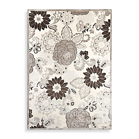 Reflections Floral Indoor Area Rug Bed Bath Amp Beyond