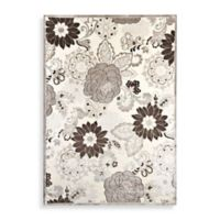 Reflections Floral 5-Foot x 7-Foot 7-Inch Indoor Area Rug
