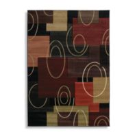 Cha Cha Onyx 7-Foot 10-Inch X 10-Foot 5-Inch Oversize Area Rug