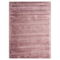 Calvin Klein Lunar 5'6 x 7'5 Area Rug in Purple