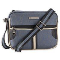 Lewis N. Clark® Secura Anti-Theft Backpack/Messenger Bag in Bluestone