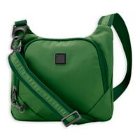 Lewis N. Clark® Secura Slim Anti-Theft Crossbody Bag in Moss