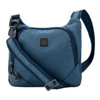 Lewis N. Clark® Secura Slim Anti-Theft Crossbody Bag in Lake