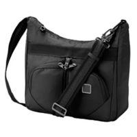 Lewis N. Clark® Secura Premier Anti-Theft Satchel Bag in Onyx