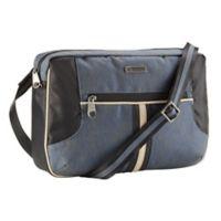 Lewis N. Clark® Secura Anti-Theft Crossbody/Shoulder Bag in Bluestone