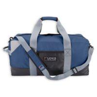 Lewis N. Clark® Heavy Duty 24-Inch Duffle Bag in Blue