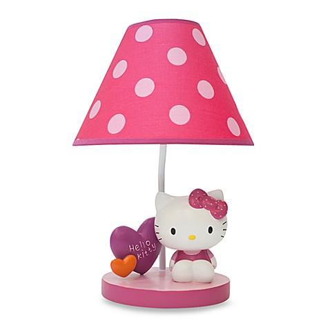 lambs ivy hello kitty garden lamp bed bath beyond. Black Bedroom Furniture Sets. Home Design Ideas