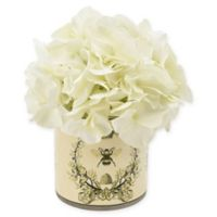 Bee & Willow™ Home Small Hydrangea Floral Arrangement in White