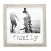 Family 5-Inch x 7-Inch Clip Frame