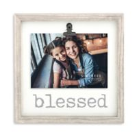 Sunshine on a Cloudy Day 5-Inch x 7-Inch Clip Frame
