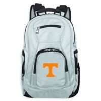 University of Tennessee Laptop Backpack in Grey