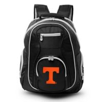 University of Tennessee Laptop Backpack in Black