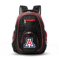 University of Arizona Laptop Backpack in Black