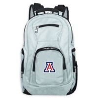 University of Arizona Laptop Backpack in Grey